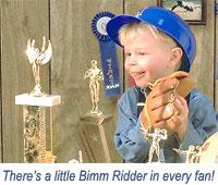 Bimm Ridder Childhood photo